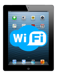 Apple iPad 4 Wi-Fi Antenna Repair