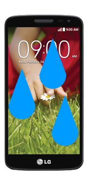 LG G2 Mini Liquid Damage Repair