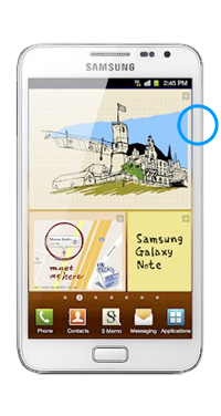 Samsung Galaxy Note 1 Power Button Repair