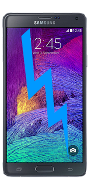 Samsung Galaxy Note 4 Screen Repair (LCD & Glass)
