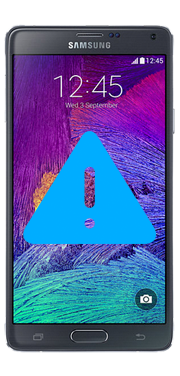 Samsung Galaxy Note 4 Software Fix