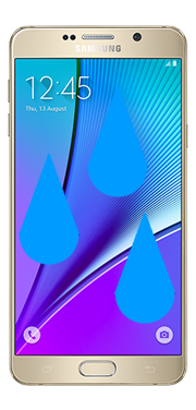 Samsung Galaxy Note 5 Liquid Damage Repair