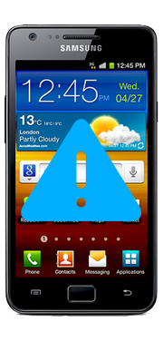 Samsung Galaxy S2 Software Fix
