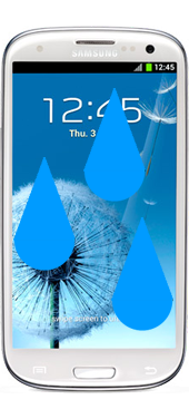 Samsung Galaxy S3 Liquid Damage Repair