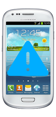 Samsung Galaxy S3 Mini Software Fix