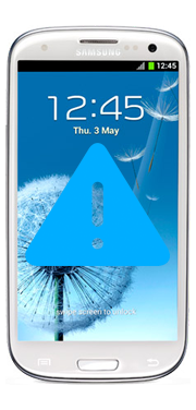 Samsung Galaxy S3 Software Fix