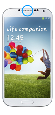 Samsung Galaxy S4 Earpiece Repair
