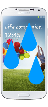 Samsung Galaxy S4 Liquid Damage Repair