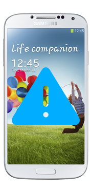 Samsung Galaxy S4 Software Fix