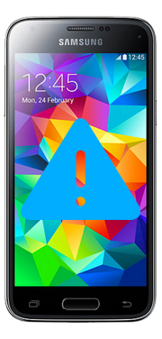 Samsung Galaxy S5 Mini Software Fix