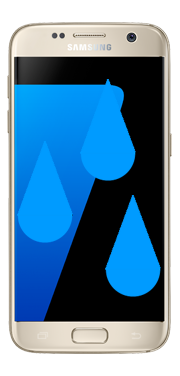 Samsung Galaxy S7 Liquid Damage Repair