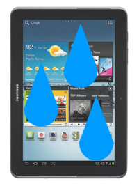 "Samsung Galaxy Tab 2 10.1"" Liquid Damage Repair"