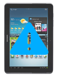 "Samsung Galaxy Tab 2 10.1"" Software Fix"