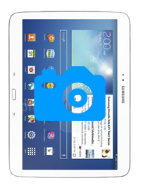 "Samsung Galaxy Tab 3 10.1"" Front Camera Repair"