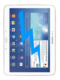 "Samsung Galaxy Tab 3 10.1"" Front Glass Repair (Glass Only)"