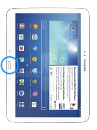 "Samsung Galaxy Tab 3 10.1"" Home Button Repair"