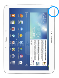 "Samsung Galaxy Tab 3 10.1"" Power Button Repair"