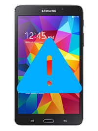 "Samsung Galaxy Tab 4 7.0"" Software Fix"