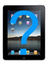 Apple iPad 1 Full Diagnostic Service