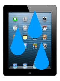 Apple iPad 2 Liquid Damage Repair