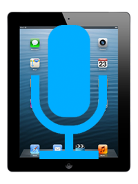 Apple iPad 2 Microphone Repair