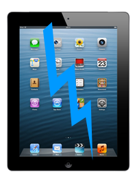 Apple iPad 4 Front Glass Repair (Glass only)