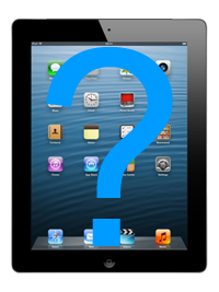 Apple iPad 4 Full Diagnostic Service