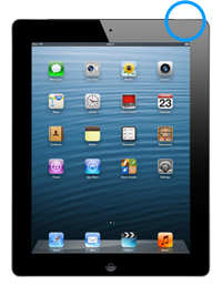 Apple iPad 4 Power Button Repair