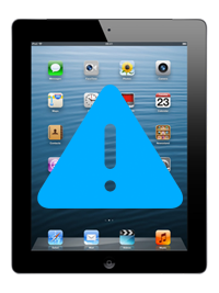 Apple iPad 4 Software Fix