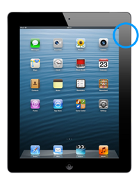 Apple iPad 4 Volume Buttons Repair