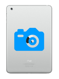 Apple iPad Air 2 Rear Camera Repair