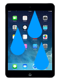 Apple iPad Mini 1 Liquid Damage Repair