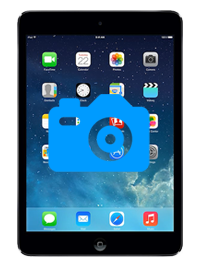 Apple iPad Mini 3 Front Camera Repair