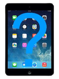 Apple iPad Mini 3 Full Diagnostic Service