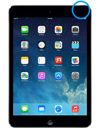 Apple iPad Mini 3 Power Button Repair