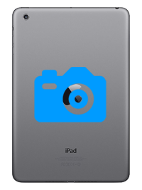Apple iPad Mini 4 Rear Camera Repair