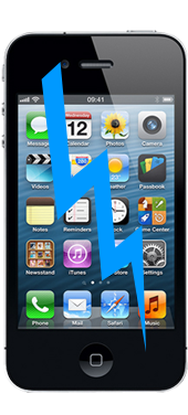 Apple iPhone 4 Screen Repair (LCD & Glass)