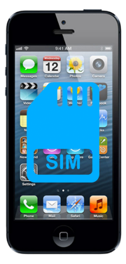 Apple iPhone 5 Sim Reader Repair