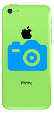 Apple iPhone 5C Rear Camera Repair