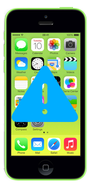 Apple iPhone 5C Software Fix