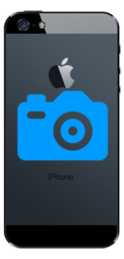 Apple iPhone 5S Rear Camera Repair
