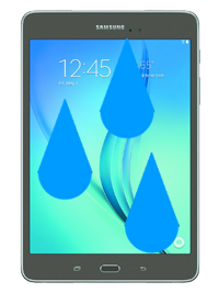 "Samsung Galaxy Tab A 8.0"" Liquid Damage Repair"