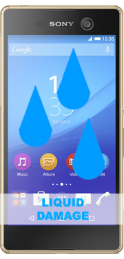 Sony Xperia M5 Liquid Damage Repair