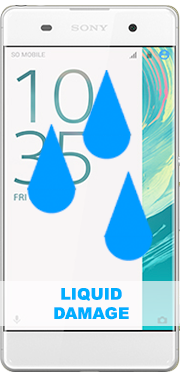 Sony Xperia XA Liquid Damage Repair