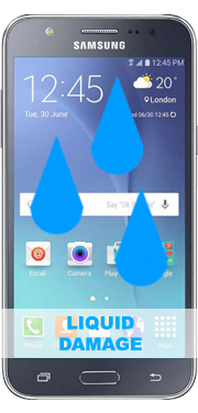 Samsung Galaxy J5 J500 (2015) Liquid Damage Repair