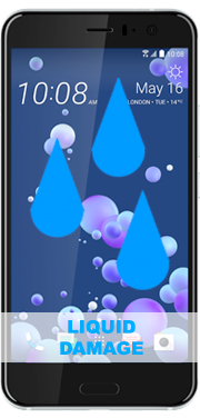 HTC U11 Liquid Damage Repair