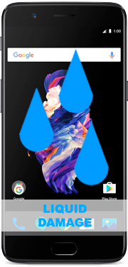 OnePlus 5 Liquid Damage Repair