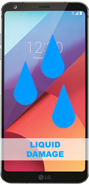 LG G6 Liquid Damage Repair
