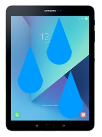 "Samsung Galaxy Tab S3 9.7"" Liquid Damage Repair"