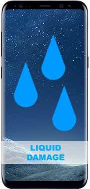Samsung Galaxy S8 Liquid Damage Repair